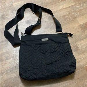 Baggallini black purse